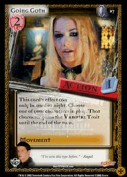 Unofficial Buffy CCG Site